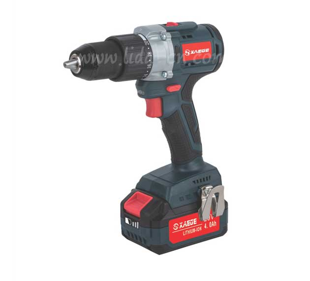 Brushless Electric Drill